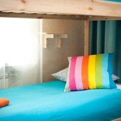 Europa Hostel Кровать в общем номере с двухъярусной кроватью фото 8
