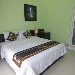 Отель Chau Plus Homestay 3* Стандартный номер с различными типами кроватей фото 11