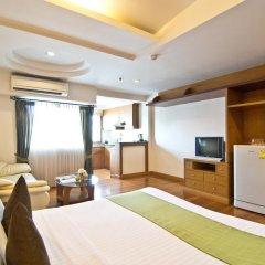 Golden Sea Pattaya Hotel 3* Улучшенный номер с двуспальной кроватью фото 4
