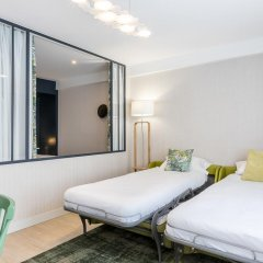 Отель CADET Residence Франция, Париж - 1 отзыв об отеле, цены и фото номеров - забронировать отель CADET Residence онлайн комната для гостей фото 3