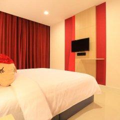 Sleep With Me Hotel design hotel @ patong 4* Улучшенный номер фото 7
