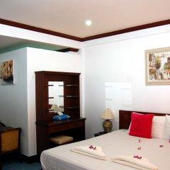 Апартаменты Greenvale Serviced Apartment Номер Делюкс с различными типами кроватей фото 4