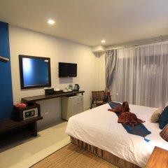 Отель The Guide Hometel 2* Номер Делюкс разные типы кроватей фото 14
