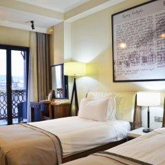 Отель Цитадель Нарикала 4* Стандартный номер 2 отдельные кровати фото 4