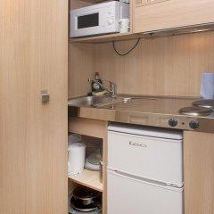 Отель 88 Studios Kensington Апартаменты с различными типами кроватей фото 40