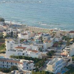 Апартаменты Sunshine Studios & Apartments пляж фото 2