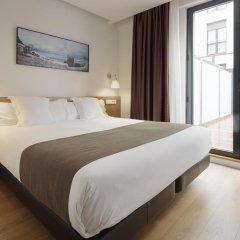 Отель PensiÓn Garibai Сан-Себастьян комната для гостей фото 4