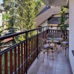 Отель Apartamenty City Krupówki centrum z parkingiem балкон