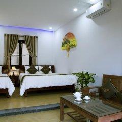 Отель Smart Garden Homestay 3* Стандартный номер с различными типами кроватей фото 5