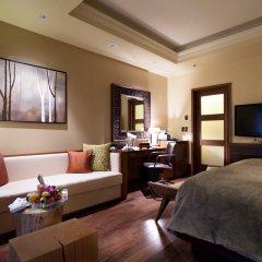 Лотте Отель Москва 5* Студия разные типы кроватей фото 6