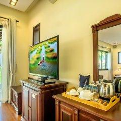 Отель Agribank Hoi An Beach Resort 3* Вилла с различными типами кроватей