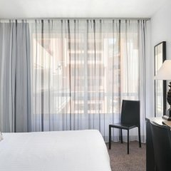 Quality Hotel Menton Méditerranée 3* Стандартный номер с различными типами кроватей фото 3