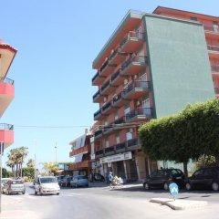 Отель Case Vacanza Pietre Nere Поццалло парковка
