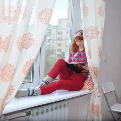Гостиница Localhostel Кровать в общем номере с двухъярусной кроватью фото 13