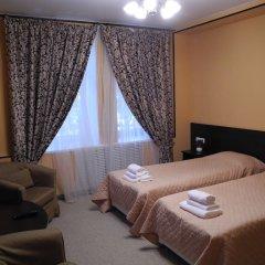 Адам Отель 3* Люкс с различными типами кроватей