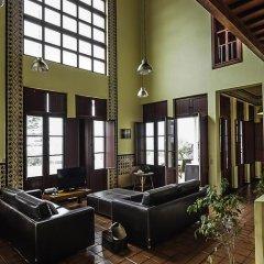 Отель Casa do Cerco Португалия, Агуа-де-Пау - отзывы, цены и фото номеров - забронировать отель Casa do Cerco онлайн интерьер отеля фото 2