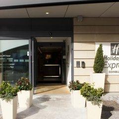 Отель Holiday Inn Express Edinburgh Royal Mile 3* Стандартный номер фото 17