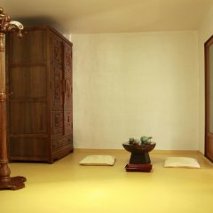 Отель Mumum Hanok Guesthouse комната для гостей