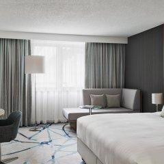 Vienna Marriott Hotel 5* Улучшенный номер с различными типами кроватей
