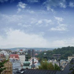 Отель Libušina Чехия, Карловы Вары - отзывы, цены и фото номеров - забронировать отель Libušina онлайн фото 2