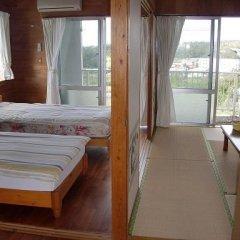 Отель Crystal Inn Onna 3* Стандартный номер фото 5