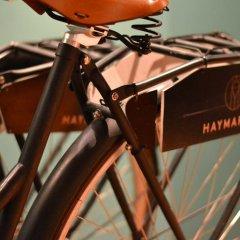 Отель Haymarket by Scandic фитнесс-зал