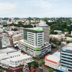 Апартаменты Quest Apartments Suva спортивное сооружение