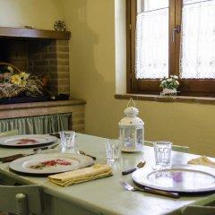 Отель Agriturismo Pompagnano Сполето питание фото 2
