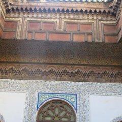 Отель Dar El Arfaoui Марокко, Фес - отзывы, цены и фото номеров - забронировать отель Dar El Arfaoui онлайн интерьер отеля фото 2