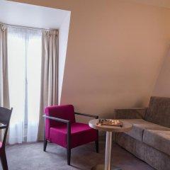 Отель Le Derby Alma 4* Стандартный номер с различными типами кроватей фото 5