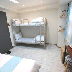 Отель Must Stay 2* Стандартный семейный номер с двуспальной кроватью фото 11