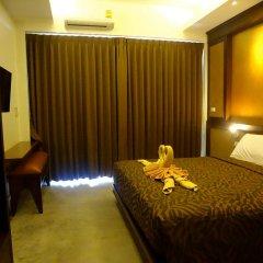 Отель Lanta For Rest Boutique 3* Номер Делюкс с двуспальной кроватью фото 18