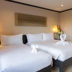 Отель Golden Tulip Essential Pattaya 4* Улучшенный номер с различными типами кроватей фото 5