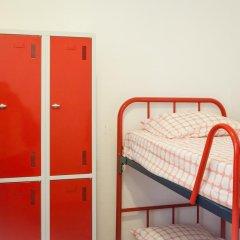 Barbieri Sol Hostel Кровать в общем номере с двухъярусной кроватью