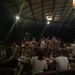 Blanco Hostel at Lanta Ланта помещение для мероприятий