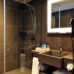 Отель Novotel Brussels City Centre 4* Улучшенный номер с разными типами кроватей фото 9