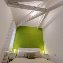 Отель Ca Del Tentor 3* Номер с общей ванной комнатой с различными типами кроватей (общая ванная комната)