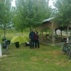 Отель Crossway Camping спортивное сооружение