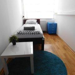 Hostel Bureau Стандартный номер с различными типами кроватей (общая ванная комната) фото 4