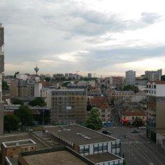 Отель hotelF1 Paris Porte de Montreuil балкон