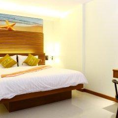 Отель Patong Terrace 3* Стандартный номер с различными типами кроватей фото 8