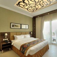 One to One Clover Hotel & Suites 3* Люкс с различными типами кроватей фото 14