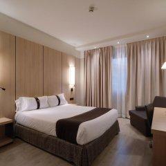Отель Occidental Bilbao 4* Улучшенный номер с различными типами кроватей