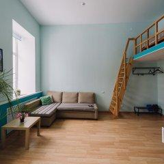 Апартаменты В Центре Апартаменты с разными типами кроватей фото 18