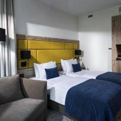 Hotel Sopot 4* Стандартный номер с различными типами кроватей фото 5