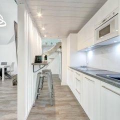 Апартаменты Dom & House - Apartments Waterlane Улучшенные апартаменты с 2 отдельными кроватями фото 5