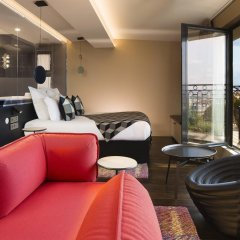 Terrass'' Hotel Montmartre by MH 4* Люкс с различными типами кроватей фото 7