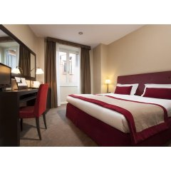 Dei Borgognoni Hotel 4* Стандартный номер с двуспальной кроватью фото 4