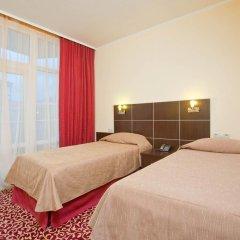 Гостиница Kompass Hotels Cruise Gelendzhik 4* Стандартный номер с различными типами кроватей фото 3