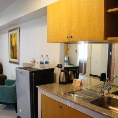 Отель Ratchadamnoen Residence 3* Улучшенные апартаменты с различными типами кроватей фото 7